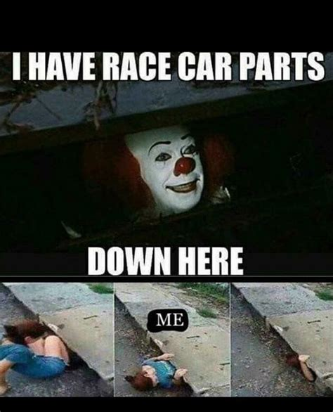car parts meme car memes it race car stephen king car jokes car