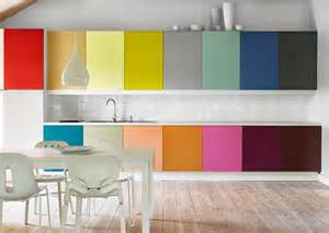 beautifully bright colored kitchen designs buzznugs