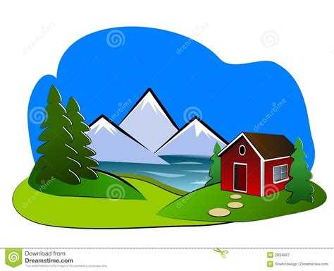 clipart picture landscape clipart royalty free stock photography image
