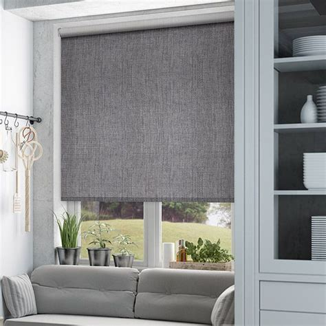 Silver Grey L Shades Uk by 25 Best Ideas About Blackout Blinds On