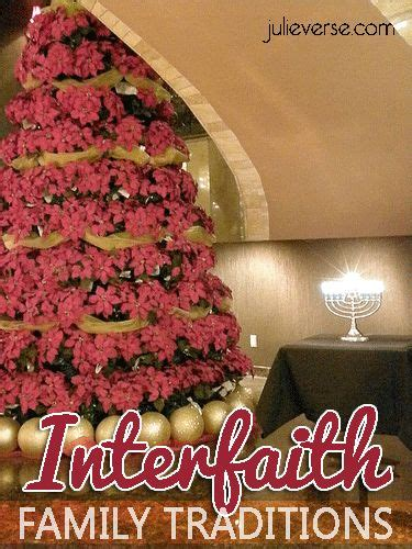 interesting family traditions 27 best interfaith decor images on