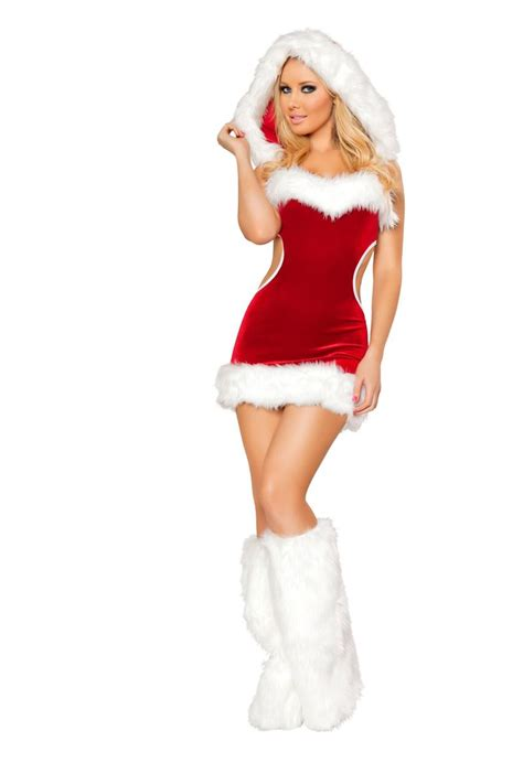 adult miss sexy claus women christmas costume 75 99