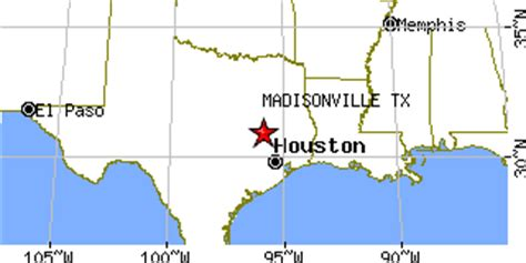 madisonville texas map madisonville texas tx population data races housing economy