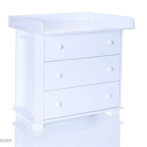 Chest Of Drawers Baby Changer by Chest Of 3 Drawers White And A Baby Changing Table Unit