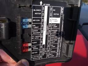 2001 Nissan Altima Fuse Box 5 Best Images Of 2001 Altima Relay Diagram 2006 Nissan
