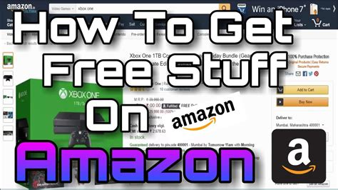 how to get free stuff on amazon without a credit card how to get free stuff from amazon reality explained