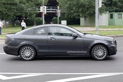 Mercedes Facebook Giveaway - mercedes benz leaks details of 2012 c klasse coupe on facebook autoevolution