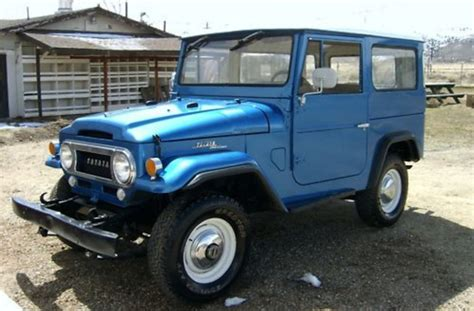 vintage toyota toyota land cruiser vintage reviews prices ratings