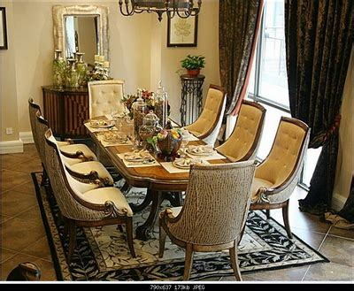european style dining table chair combination set models model downloadfree models
