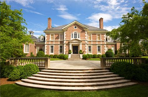 style mansions mansions by style homes of the rich