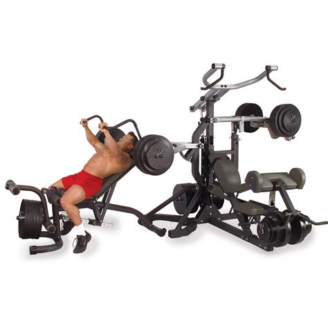 solid sbl460p4 freeweight leverage fitnesszone