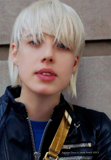 Agyness Deyn And by Photographer E Fisher Photography And Beyond