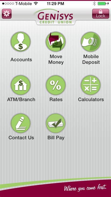 genisys bank genisys mobile banking apppicker