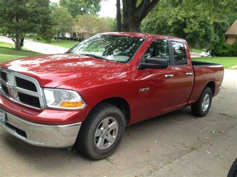 2010 dodge ram 1500 extended cab purchase used 2010 dodge ram 1500 slt extended cab
