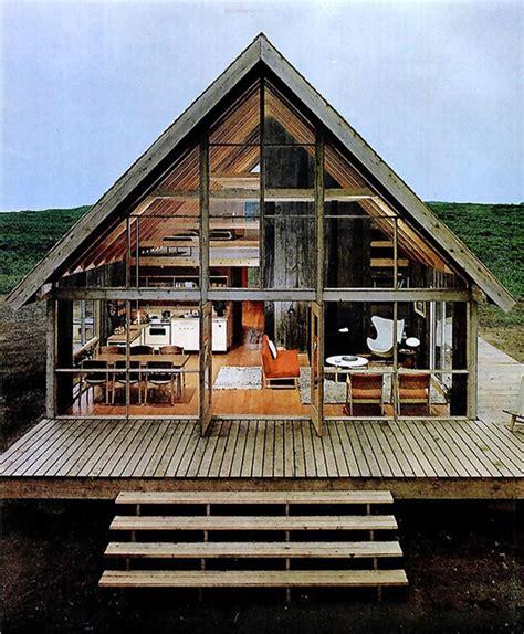 A Frame Log Cabin Floor Plans by