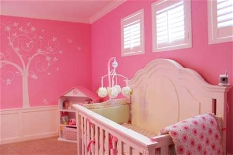 pink baby room ideas quot pink a licious quot pink nursery