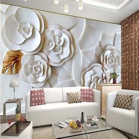 Wallpaper Dinding Custom Motif City And Ship custom photo wallpaper embossed wall paper painting modern minimalist living room tv background
