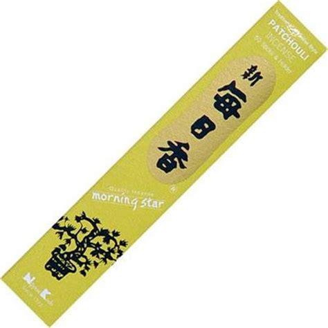 Nippon Kodo Morning Patchouli 50 Sticks 1 morning 50 pack patchouli incense sticks ebay