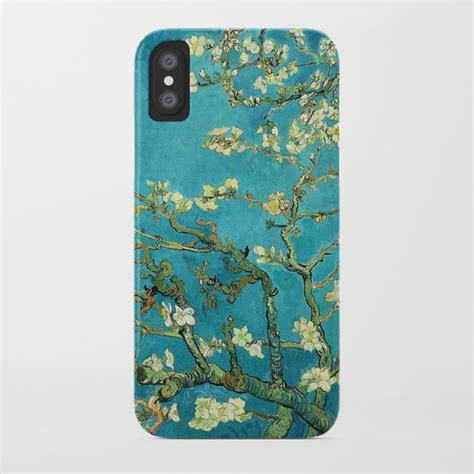 vincent gogh blossoming almond tree iphone by artgallery society6