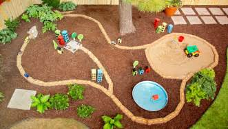 backyard play area ideas
