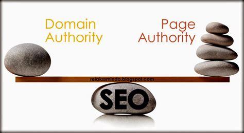 kenali domain authority da  page authority pa