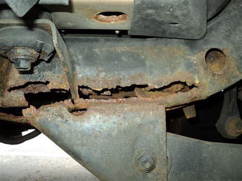 jeep wrangler frame 2000 jeep wrangler frame rot 5 complaints