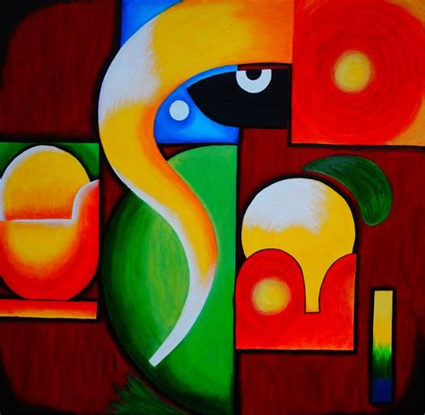 modern ganesh wall modern of lord ganesha colors of paintings
