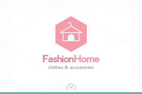 fashion logo template fashion home logo template logo templates on creative market