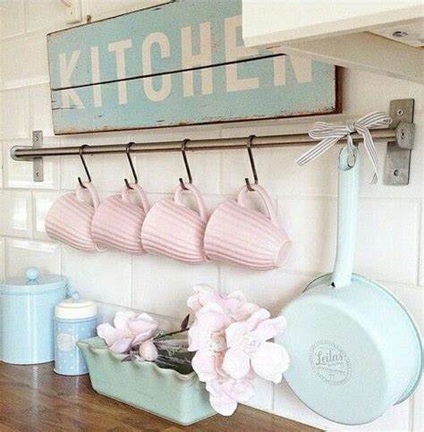 32 sweet shabby chic kitchen decor ideas to try shelterness 32 sweet shabby chic kitchen decor ideas to try best