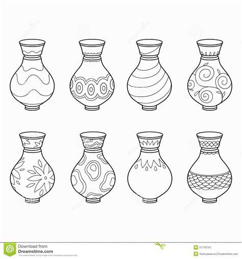 vaso greco da colorare decorazioni vasi greci da stare