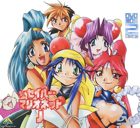J Anime by Anime Saber Marionette J Again Ova Garotas Geeks