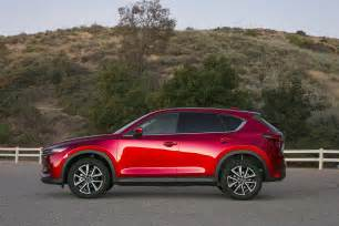 Madza C5 2017 Mazda Cx 5 Grand Touring Awd Test Review