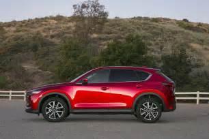 Madza C5 2017 Mazda Cx 5 Grand Touring Awd Test Review