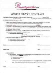 fashion designer contract template freelance makeup artist contract template mcafee