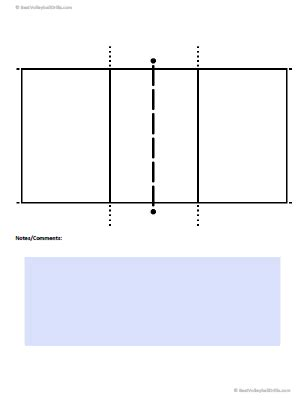 printable volleyball court diagram essential volleyball printables bestvolleyballdrills
