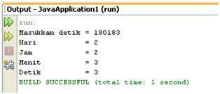 tutorial membuat website dengan java netbeans membuat project untuk menentukan waktu dengan java