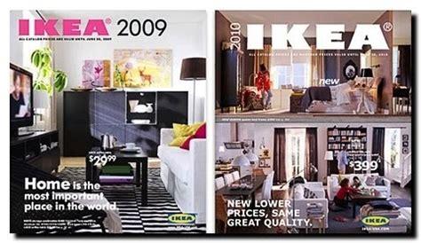 ikea catalog 2009 signalwriter upset at ikea logo change get a life