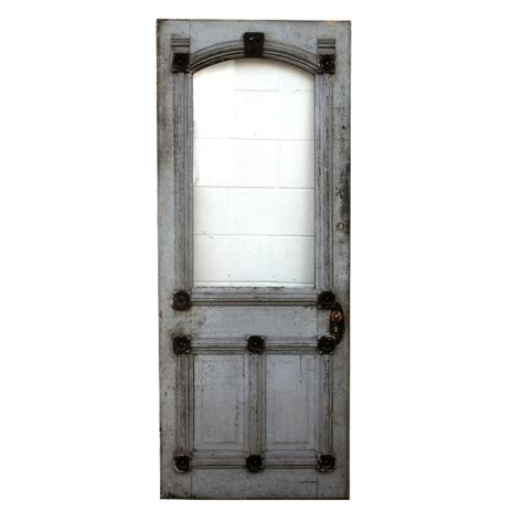 Antique Exterior Doors For Sale Antique Eastlake Exterior 32 Door With Carved Design Ned140 For Sale Antiques Classifieds