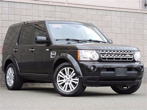 land rover hse lr4 used 2010 land rover lr4 hse at auto house usa saugus