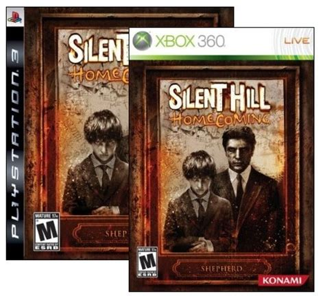 maestro homecoming book ii 0786965916 metareview silent hill homecoming pc ps3 360