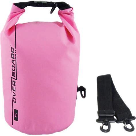 Bag Waterproof Bag 5l overboard waterproof bag 5l pink ob1001p b h