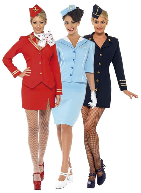 How To Dress For Cabin Crew by Air Hostess Costume Flight Attendant Cabin Crew