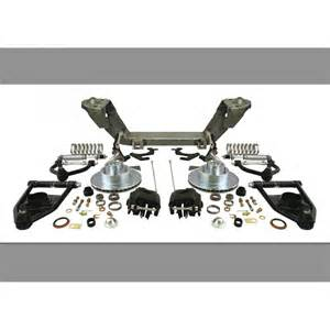air bag suspension front end kit mustang ii 2 ifsfor 1947