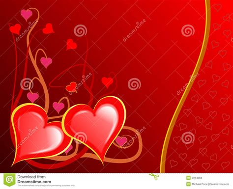 photos of valentines valentines hearts vine stock vector illustration of