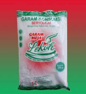 Garam Lekoh supplier garam wahana persada wahana persada