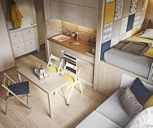 Small Homes Interior Design by Designing For Small Spaces 3 Beautiful Micro Lofts