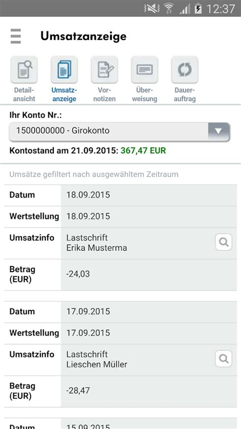 vw bank filialen banking android apps on play