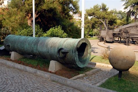 Ottoman Empire Cannons Panoramio Photo Of Ottoman Cannon From The Siege Of Constantinople In 1453