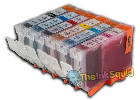 Tinta Cardridge Cartridge Canon Cli 8 Cyan Cli 8 Magenta Cli 8 6 Cli 8 Chipped Ink Cartridges For Canon Pixma Ip6700d Ebay