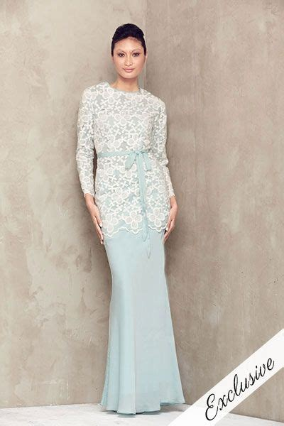 1000 images about kurung moden on baju kurung kebaya and embroidered lace
